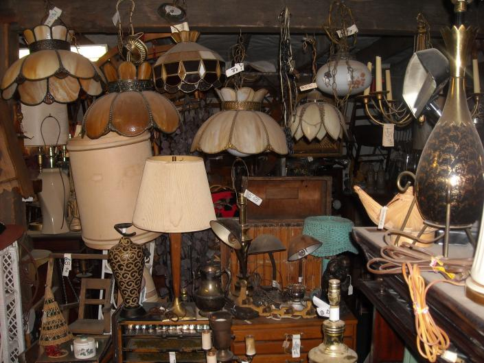 hanging lamps etc